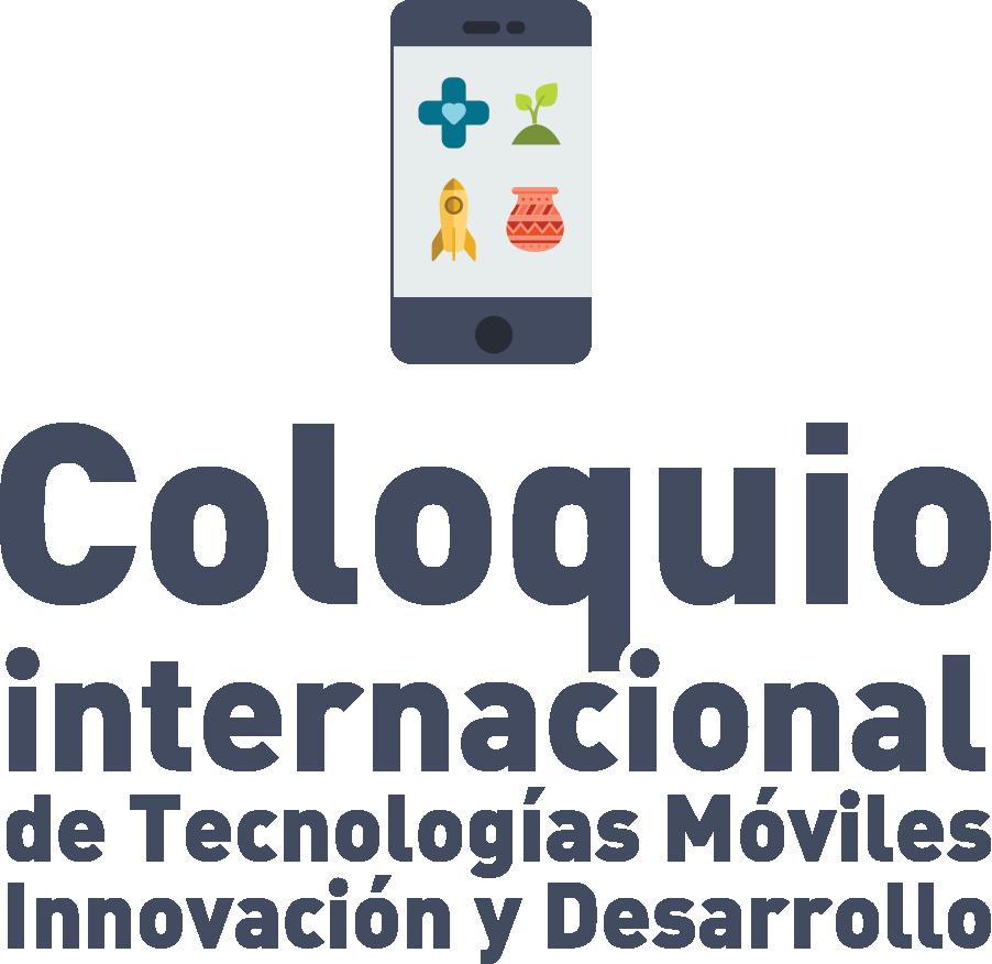Logo del Coloquio Internacional en Tecnologías Móviles, Innovación y Desarrollo